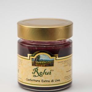Confettura Extra di Uva – 230 g