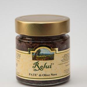 Patè di Olive Nere – 190 g