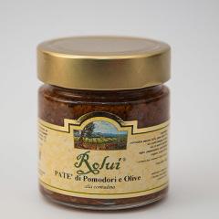Patè di Pomodori e Olive – 190 g