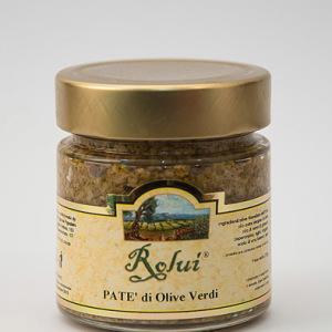 Patè di Olive verdi – 190 g